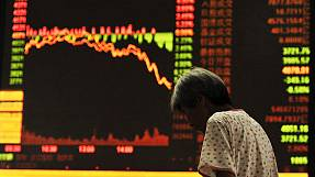 Chinese markets in free fall