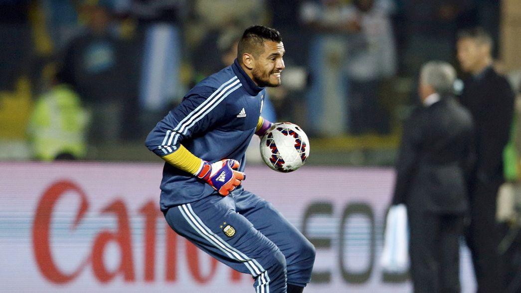 مانشستر يونايتد يتعاقد رسميا مع الحارس الأرجنتيني روميرو