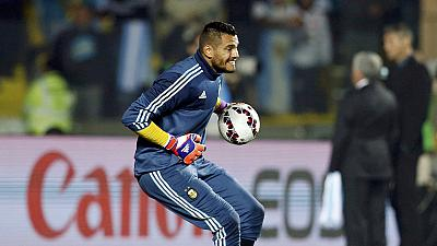 Manchester Utd sign Argentina keeper Romero