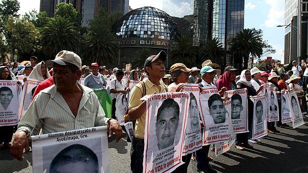 کشف گورهای دسته جمعی در مکزیک