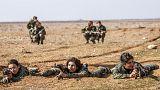Las jóvenes combatientes kurdas que tratan de derrotar al yihadismo