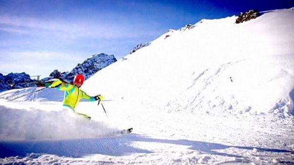 Pequim 2022: Falta de neve não é problema para a candidatura olímpica.