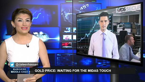 L'once d'or à son plus bas depuis 5 ans