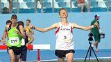 На Олимпийском молодежном фестивале в Тбилиси Россия выиграла две эстафеты
