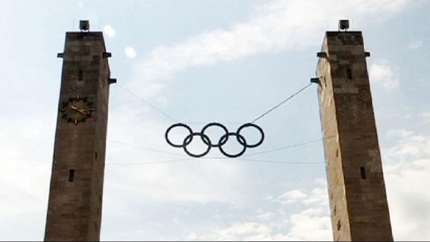 Makkabiade in Berlin: Jüdische Athleten kämpfen in Hitlers Stadion