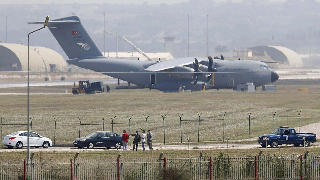 L'OTAN se penche sur la double offensive turque en Irak et en Syrie