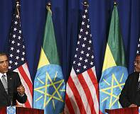 Obama trifft Lucy, Urahnin der Menschheit