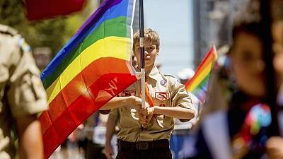 Boy Scouts of America lift ban on gay leaders