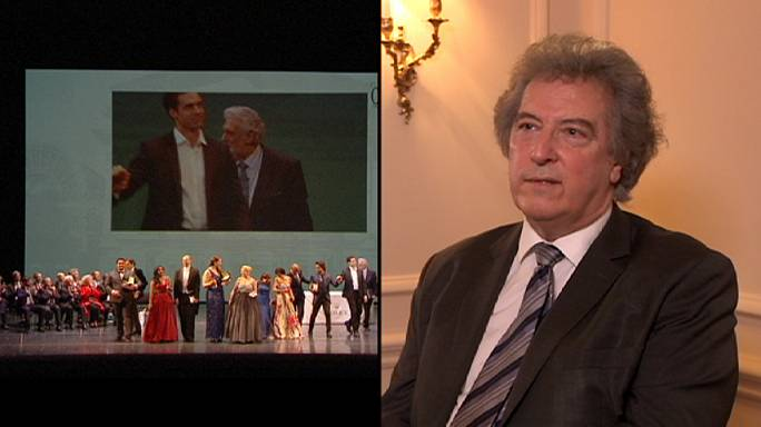 Peter Mario Katona, Londra'daki Royal Opera House'un sahne direktörü