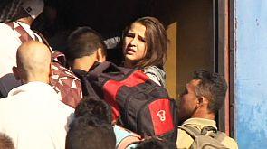 Presión en las fronteras de la República de Macedonia por la llegada de gran número de inmigrantes