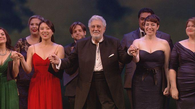 Operalia, el concurso de Plácido Domingo para jóvenes talentos