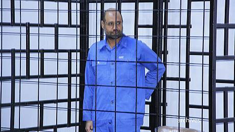 Libya: Colonel Gaddafi's son Saif al-Islam sentenced to death