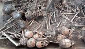 Archaeologists find the remains of 97 bodies in old Chinese house