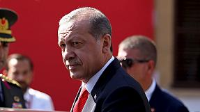 Turkey's Erdoğan says he can't continue peace talks with Kurdish militants