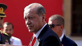 Turkey's Erdoğan says he can't continue peace talks with Kurdish militants