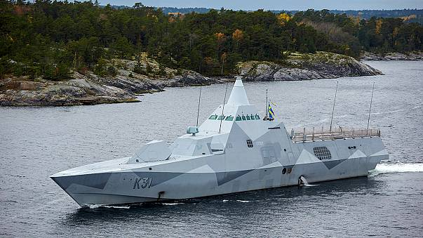 Sweden launches inquiry over discovery of suspect Russian sub