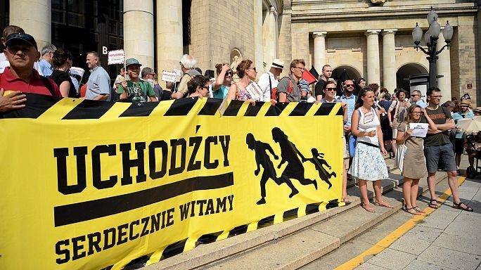 Immigration : la Pologne divisée par l'arrivée de 2000 réfugiés