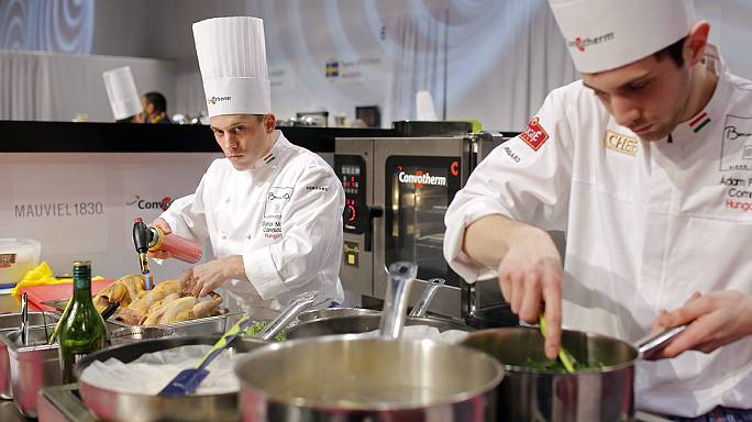 Bocuse d'Or: készülnek a magyar séfek a nagy versenyre
