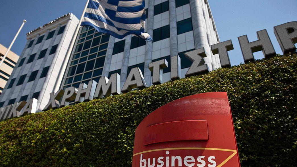Grécia à deriva com rebelião a bordo