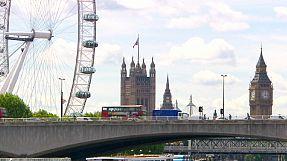 UK economy on track