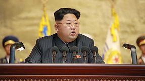 Nordkorea ehrt Kriegsveteranen