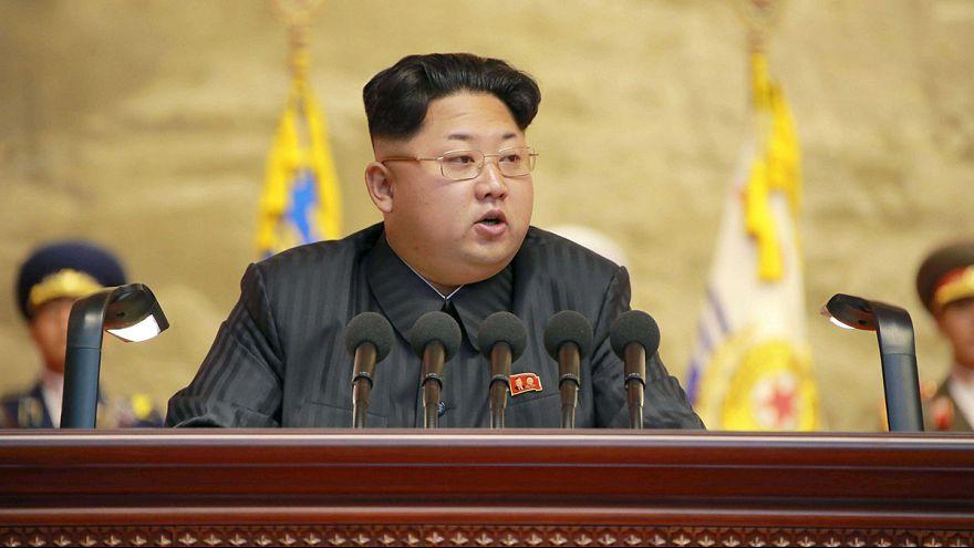 Лидер КНДР встретился с ветеранами Корейской войны
