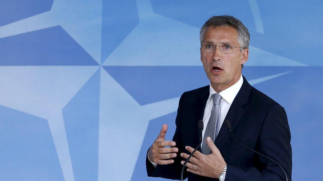 NATO sichert Türkei politische Unterstützung im Kampf gegen den IS zu