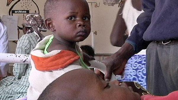 Riesgo de epidemia de Meningitis C en Africa