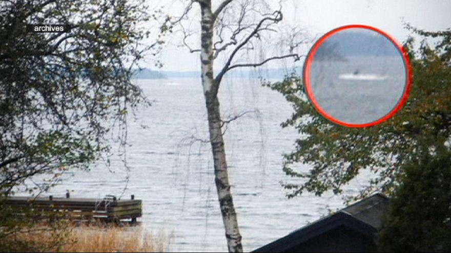 Orosz tengeralattjárót találtak Svédország partjainál