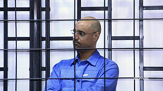Halálra ítélték Moammer Kadhafi néhai diktátor fiát
