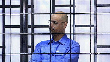Libya: Rights groups slam death sentence for Gaddafi son