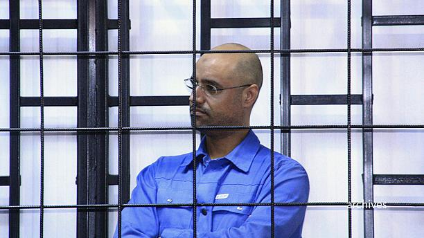 Libya: Rights groups slam death sentence for Gaddafi son