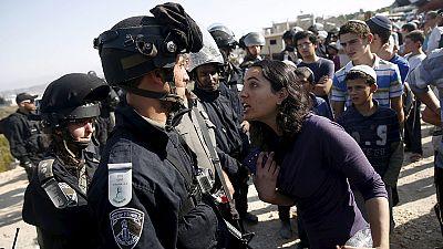Jüdische Siedlung im Westjordanland geräumt