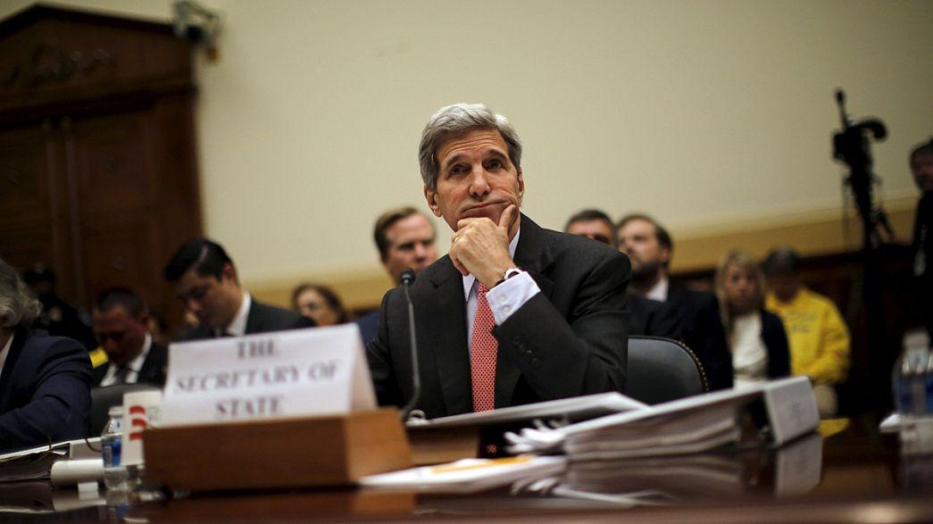Kerry verteidigt Atomabkommen mit Iran in Washington - Kritiker auch in den eigenen Reihen