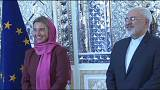 Mogherini visita Irão para lançar implementação do acordo nuclear