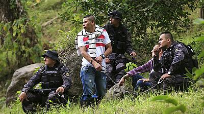 Ex-FARC rebels help Colombian police identify mass graves