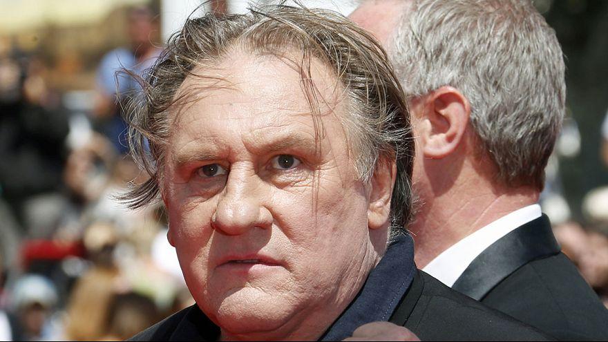Ukraine bans French actor Gerard Depardieu over support for Crimea annexation