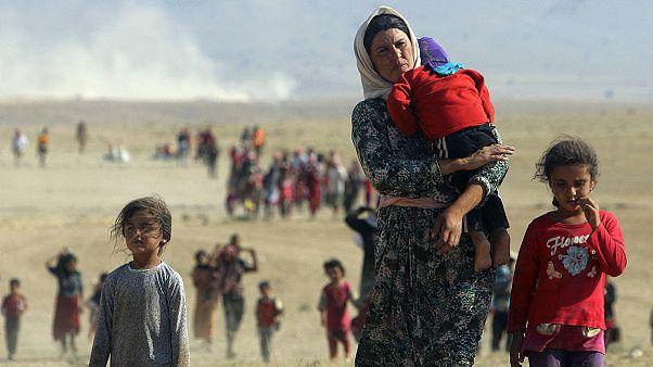 Ein Jahr danach: Jesiden erinnern an Verfolgung durch ISIL