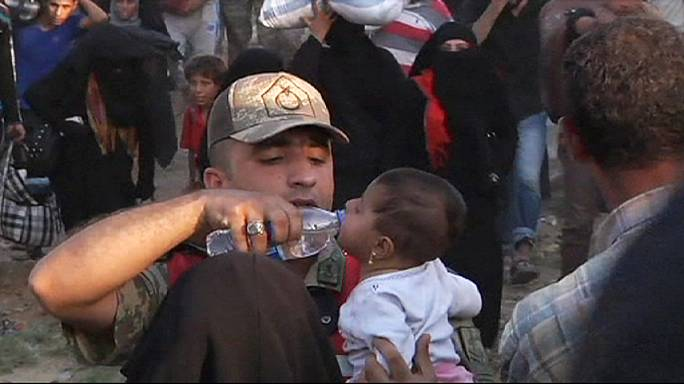"""""""Suriye'de yaşananlar insanlık adına utanç verici bir leke"""""""