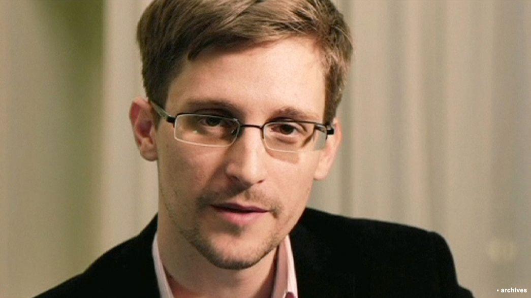 Etats-Unis : pas de pardon présidentiel pour Edward Snowden