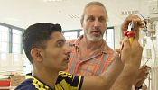 """Arrivo Berlin"" – a project in Berlin training migrants to prepare for work"