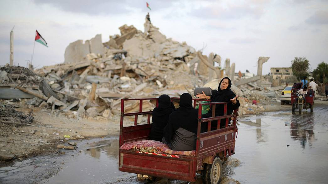 Amnesty International claims Israeli military committed war crimes during Gaza conflict