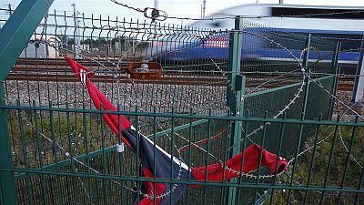 """Eurotunnel soll """"verrammelt"""" werden"""