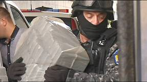 Roménia impede tráfico de mais de 300 kg de heroína pela Europa