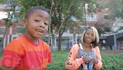 Zion Harvey, 8, becomes youngest ever to receive double hand transplant