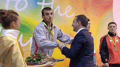 Dritter Tag beim Europäischen Olympischen Jugendfestival in Tiflis