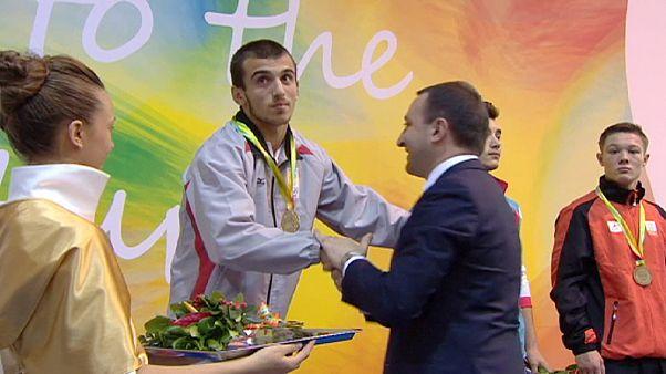 11 ميدالية لإيطاليا في اليوم الثالث من المهرجان الأولمبي الأوروبي للشباب