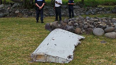 Missing MH370 flight : Plane wreckage washed up on Reunion Island is tested