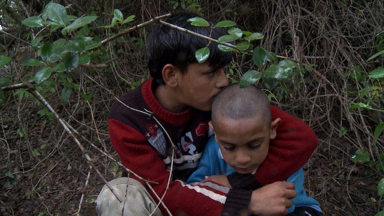 """""""Pennies"""": Filistinli dilenci iki çocuğun hikayesi"""