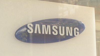Samsung retrocede en beneficios por
